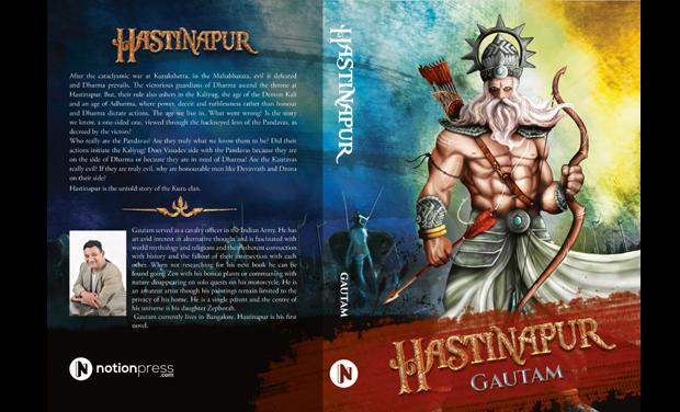 Hastinapur by John Gautam Gopalan Notion Press, Rs 360