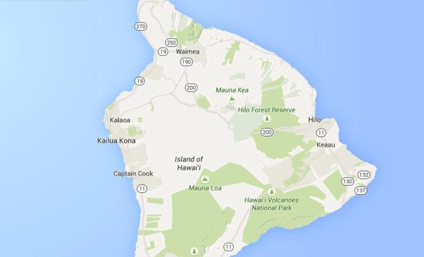 Magnitude-4.5 earthquake shakes Big Island of Hawaii