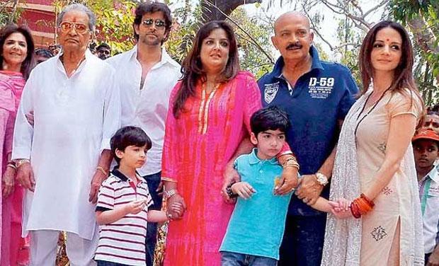Hrehaan, Hridhaan want to become actors: Rakesh Roshan