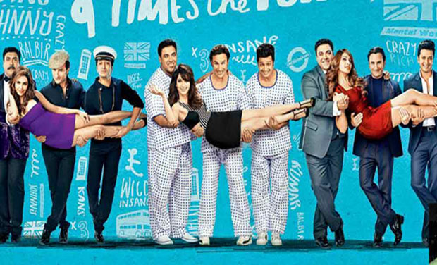 Humshakals movie poster    (Photo: DC archives)