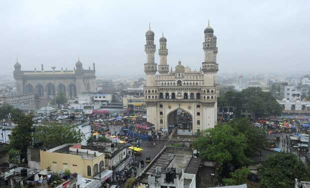 Hyderabad city (Photo: DC archives)