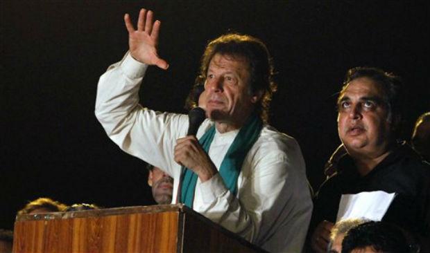 Imran Khan Suspends Dialogue With Nawaz Sharif Government