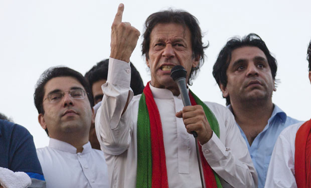 imran khan a leader analysis