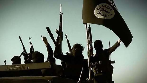 Islamic State militants (Photo: AFP)
