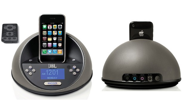 10 speaker docks for iphone jbl on time micro docking speaker features 2 x 6 w rms stereo speakers with easy publicscrutiny Images