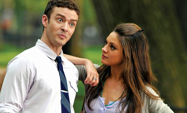 The picture is used for illustrative purposes only. Still from Friends with Benefits