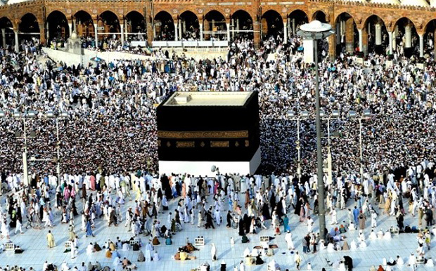 File picture of Kaaba. (Photo: AFP)