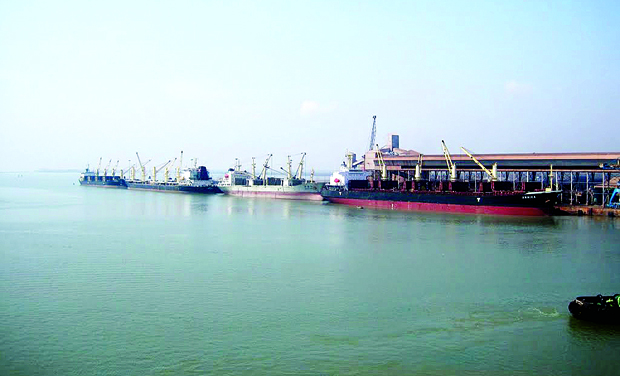 Kakinada deep water port