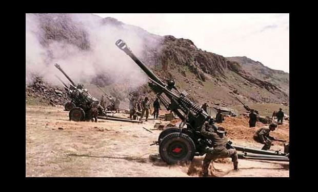 File photo - Kargil war