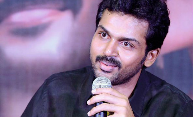 Actor Karthi (Photo: DC Archive)