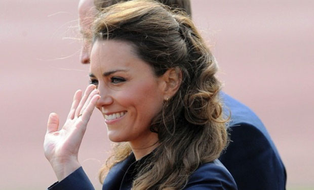 Duchess of Cambridge Kate Middleton. Photo: AFP