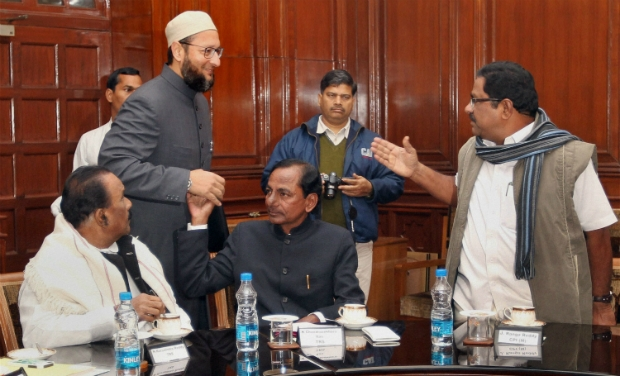 MIM Leader has good ties with TRS