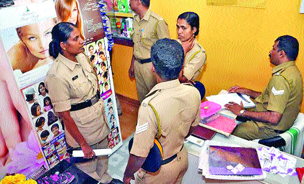 Eight held in raids at beauty parlours in Kochi