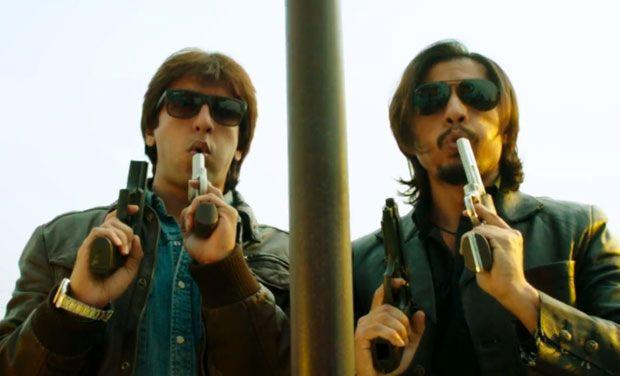 A still from the movie 'Kill Dil.'