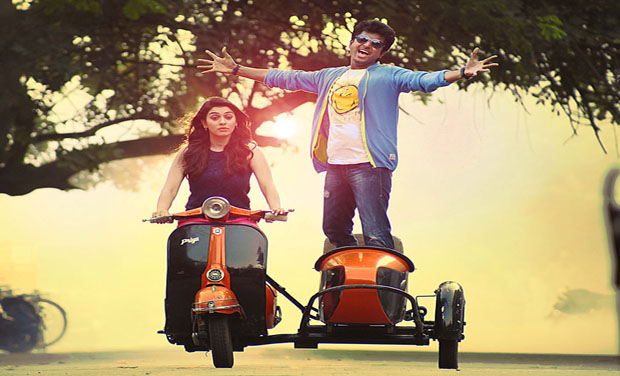 Sivakarthikeyan and Hansika share a sizzling chemistry in Maan Karate