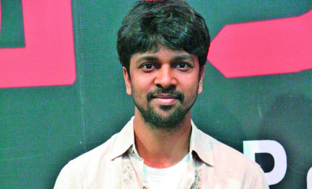 Lyricist-cum-dialogue writer Madhan Karky    (Photo: DC)