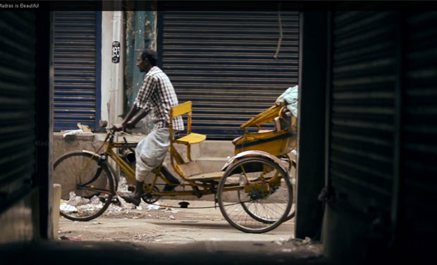 The beauty of Madras. (Photo: Video grabs)