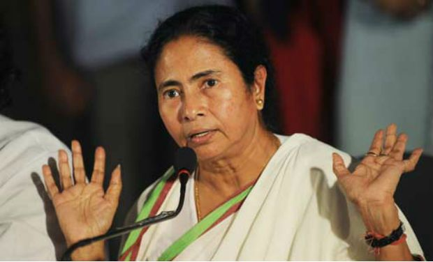 TMC leader and West Bengal chief minister Mamata Banerjee (Photo: DC)