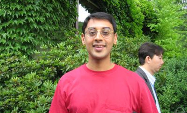 Manjul Bhargava is the first person of Indian origin to win Fields Medal (Photo: Facebook)