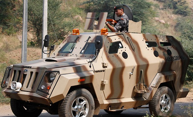 6 Stupendous Made In India Military Vehicles