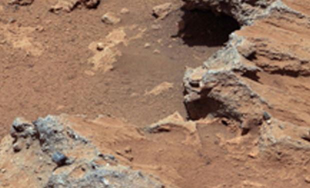 Land Rover Pasadena >> NASA's Curiosity Rover finds 'round rock' on Mars