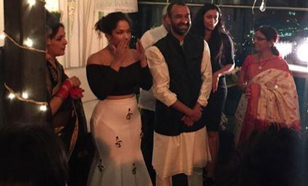 The couple took the plunge in a grand ceremony in Mumbai