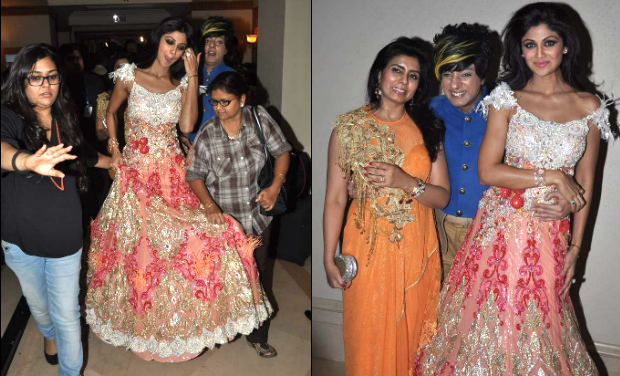 Shilpa Shetty Walks For Rohit Verma S Show For Marigold Watches