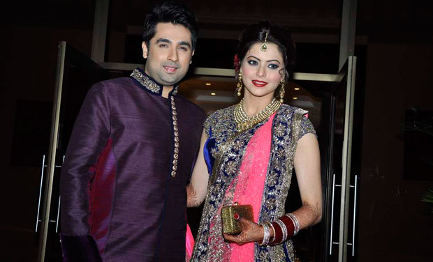 Bollywood Celebrity Spotting: December 29, 2013Aamna Sharif Real Life Marriage Photos