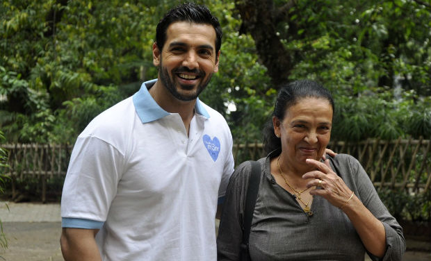 Birthday Exclusive: John Abraham