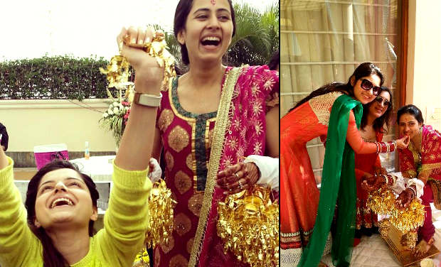 Ravi Dubey And Sargun Mehta Met Each Other On The Sets Of Zee TVs Serial