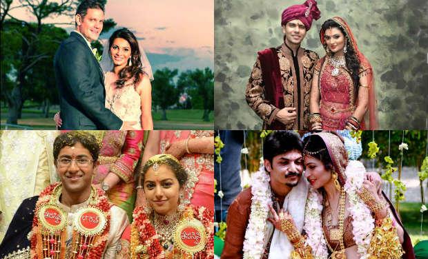 Celebrity Weddings Of 2013
