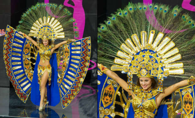 miss universe 2013 national costume competition