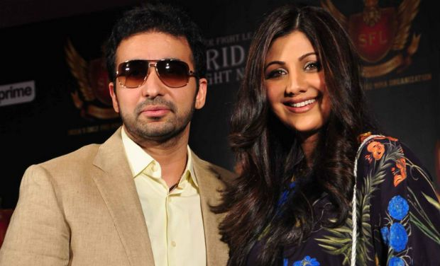 Raj Kundra And His Beautiful Lady Love Shilpa Shetty Celebrate Four Years Of Happily Married Life