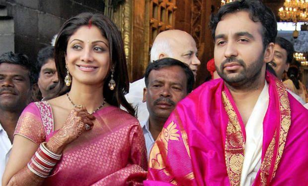 Wedding Anniversary Special Raj Kundra And Shilpa Shetty