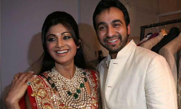 Shilpa Shetty And Raj Kundra Were Engaged On October 24 2009 At Kundras 7th Floor