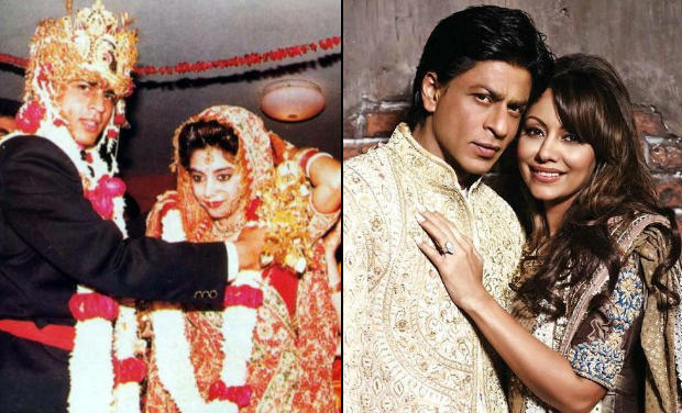 Entering Wedlock At 21 Years Old Most In The Industry Believed SRKs Marriage To Gauri