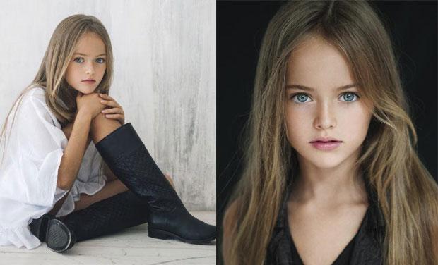 Meet The World 39 S Youngest Supermodel Kristina Pimenova