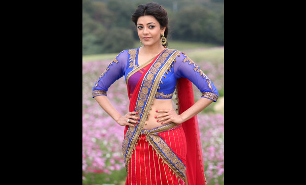 Movie stills vijay mohanlal starrer jilla kajal agarwal in jilla thecheapjerseys Images