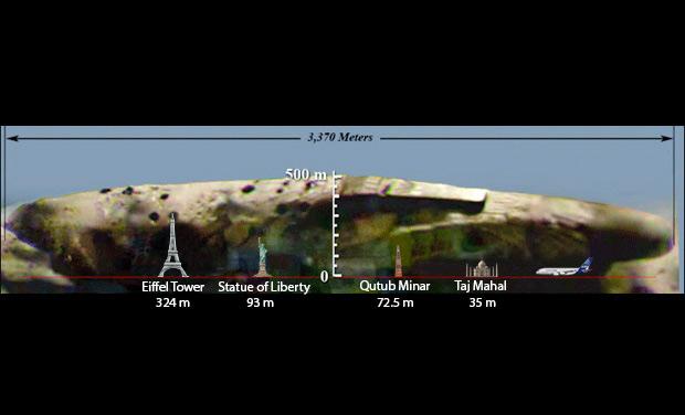 Mysterious UFO 'lands' on Moon Alien Spaceship On The Moon