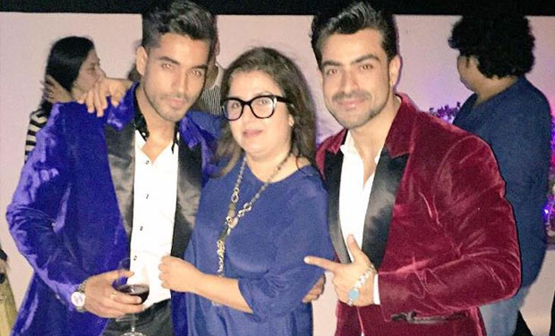 After hosting the Halla Bol edition of Bigg Boss 8, host Farah Khan again decided to have a gala time with all the contestants. (Picture Courtesy: Facebook)