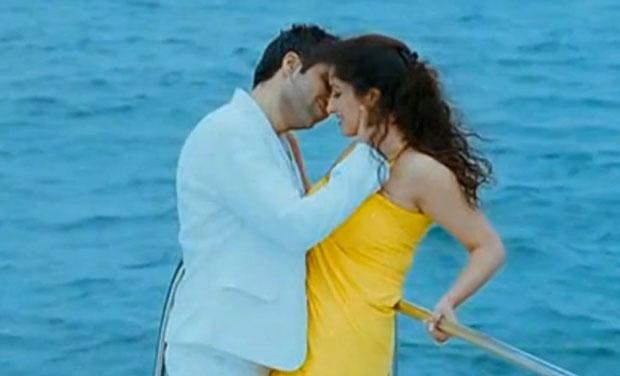 Tisca Chopra Kissing Scene