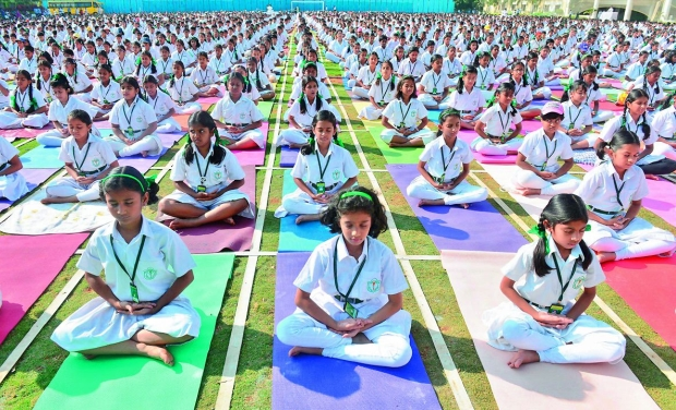 Why kids should be taught meditation in schools