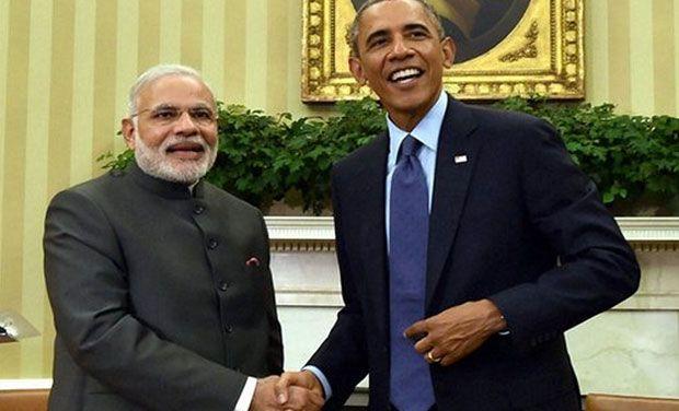 President Barack Obama meets with Indian Prime Minister Narendra Modi on September 30. (Photo: AP/File)