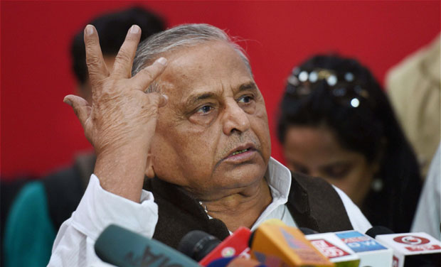 Mulayam Singh demands government assurance on Constitution, reservation