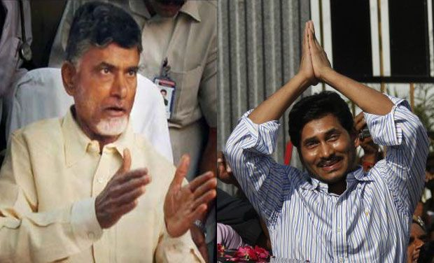 Is Chandrababu shedding crocodile tears on special category status to AP?