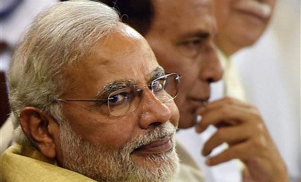 Prime Minister Elect Narendra Modi. (Photo: PTI)