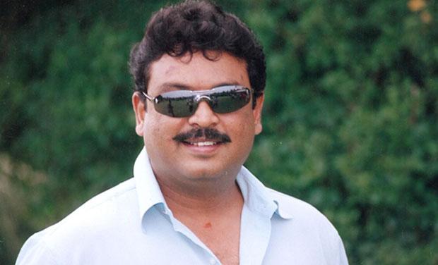 Tollywood actor Naresh.