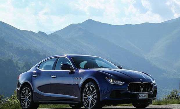 Italian Luxury Car Manufacturer Maserati Re Enters India