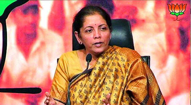 Nirmala Sitharaman. (Photo: DC/File)