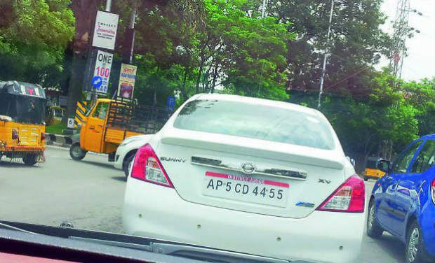 Telangana transport department vehicle registration details-4486